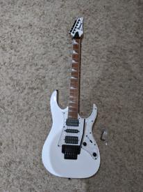 Ibanez RG350DXZ Electric Guitar like new