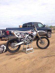 motocross yzf 450 2009
