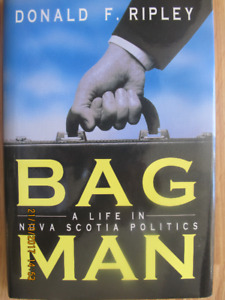 BAG MAN by Donald F. Ripley 1993