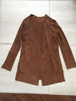 Lamb Suede Jacket Size Small