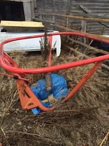 Small Seeder for Tractor  3 point hitch Regina Regina Area image 7