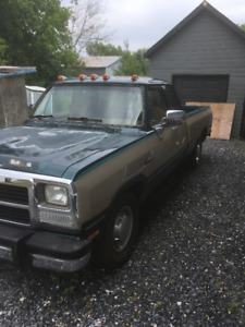 Cummins D250 Dodge