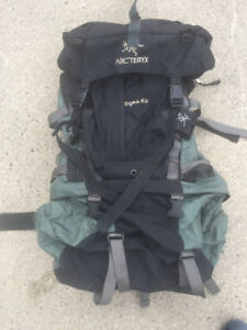 Arcteryx Backpack for overnights
