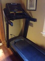 Livestrong LS10.0T Folding Treadmill