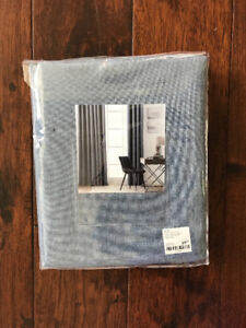 """Bouclair Thermal Grommet Curtains 52""""x84"""" - NEVER USED"""