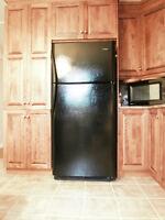 Refrigerateur et Cuisiniere Kenmore Noir Vitro Ceramique QUALITE
