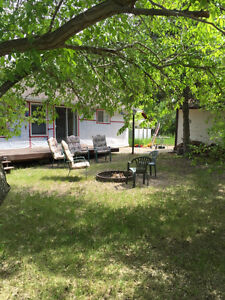 Spaces still available!  Lakefront Cabin on Lake Diefenbaker