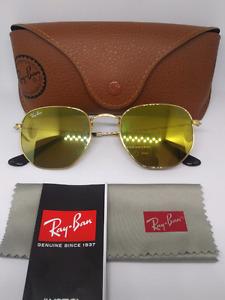 NEW $250 Ray Ban Hexagon Sunglasses