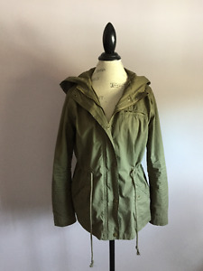 Hooded Urility Jacket