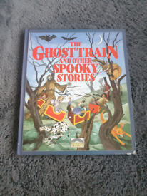 the ghost train, and other spooky stories