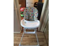 Mamia high chair