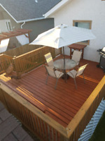 Deck & Fence Staining / Painting
