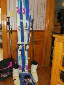 downhill ski package for sale