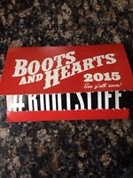Boots and hearts General Admission for sale