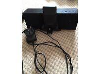 iLuv Stereo speaker dock for smartphones & kindles