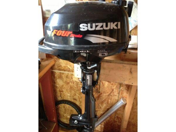 Used 2009 Suzuki df2.5