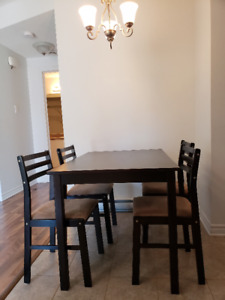 Kitchen Table Set - Moving Sale!