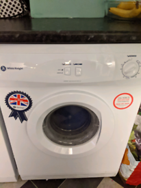 White Knight 7kg Tumble Dryer(less than 1 year old)