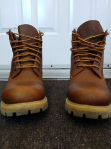 Timberland Men's HERITAGE brown 6' ankle boot size 8