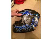 nitro ecer22-05 motorcycle helmet uk Xxl