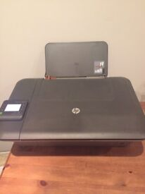 HP ink jet wireless colour all in one - printer, scanner and copier