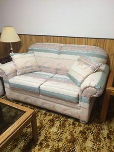 Sofa & Love Seat Regina Regina Area image 1