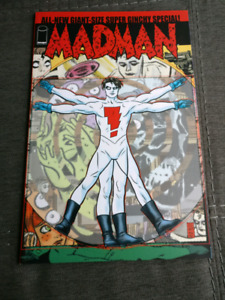 Madman TPB All New Giant Size Super Ginchy Special