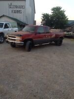 1995 case edition dually truck 6.5L