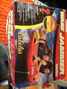2 person tube wake jammer