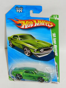 Hot Wheels 1/64 Regular Treasure Hunts