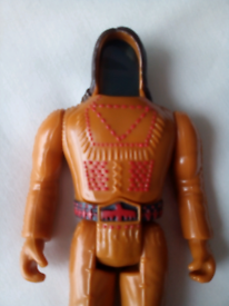American Indian Vintage Tonka Toy mint cond! Viewing on garden table!!