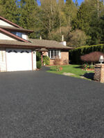 DRIVEWAY PAVING AND RESURFACING WITH RUBBER FROM ONLY $6 SQ FT