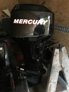 4 Stroke Mercury Outboard Motor | Kijiji - Buy, Sell & Save with