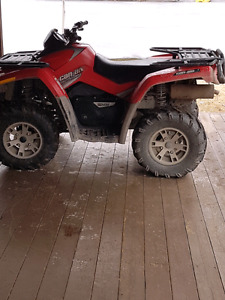 2008 can am 800