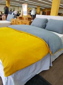 Stunning brand new luxury Double bed set