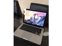 "MacBook Pro 13"" mid 2012 i5 500GB 4GB RAM GOOD CONDITION"