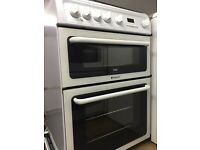Hotpoint credo collection electric cooker