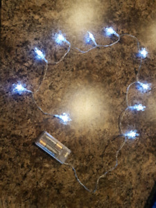 Snowflake LED striplights