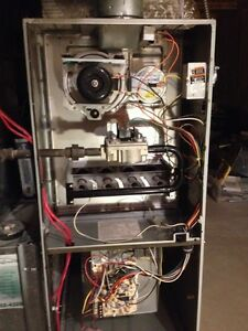 Install and repair furnace, boiler, water heater and gas line