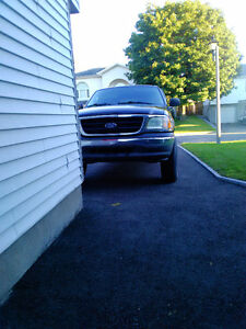 2003 Ford F-150 Camionnette