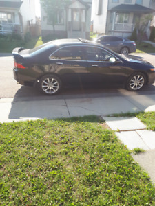 2008 Acura TSX  (Fully loaded w/ Navigation Pkg)
