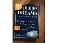 10000 dreams interpreted book