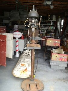 walker turner floor drill press campbellton