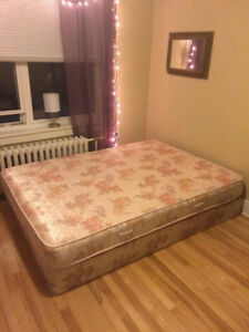 Full Double Bed **Delivery Included**