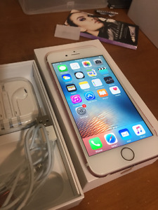 IPHONE 6S ROSE GOLD 16GB FACTORY UNOCKED NEW WITH BOX