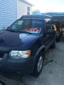 2002 Ford Escape  London Ontario image 1