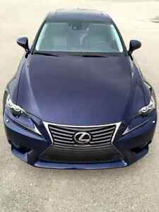2015 Lexus IS350 AWD 6A Executive package