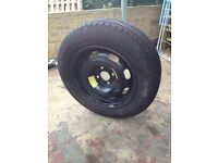 Continental tyre 195/65/15
