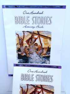100 Bible Stories & Activity Book (Together)