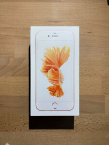 ALMOST NEW iPhone 6S 32GB Rose Gold
